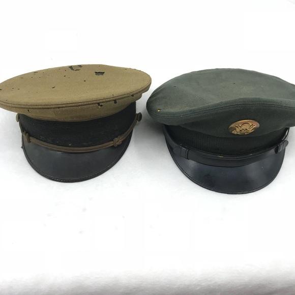 03c451b775e1d6 Vintage military hats. M_5be24c57c61777cca178be20